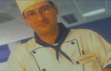 Chef Javier González
