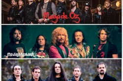 A la venta las entradas para el concierto de Mago de Öz, Medina Azahara y Tierra Santa
