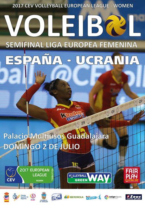 Semifinal Liga Europea Femenina