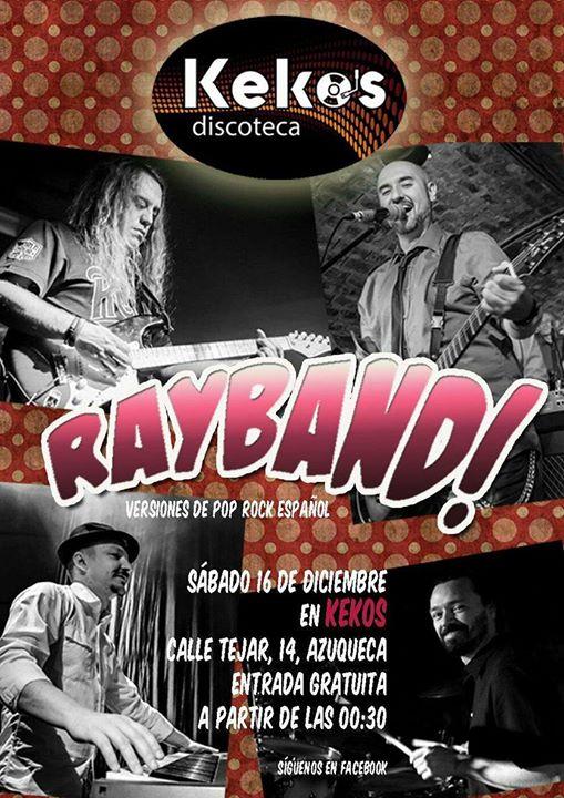 Concierto de pop-rock español