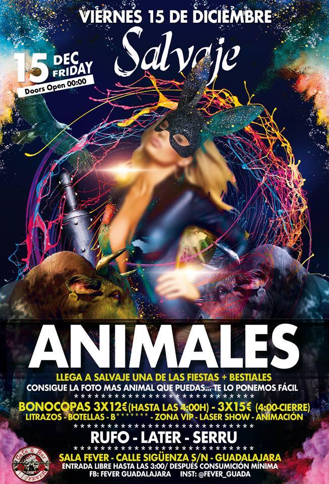 Salvaje Animales