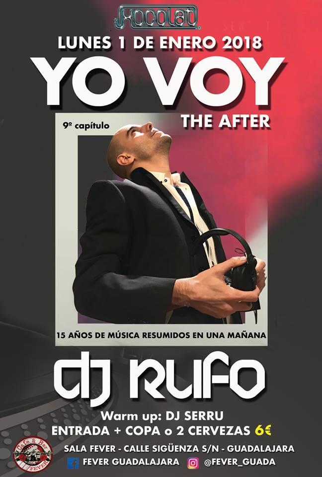 """""""YO VOY"""" by DJ RUFO"""