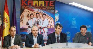 400 deportistas participarán este fin de semana en el Campeonato de España de Kárate