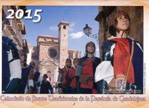 Calendario de Fiestas Tradicionales2015