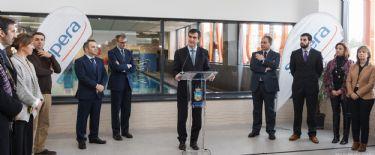 El Alcalde ha inaugurado oficialmente el Centro Acuático Municipal_mipuntomap