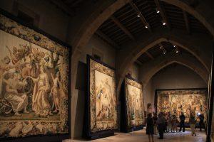 La Anunciación de El Greco y el Museo de los Tapices Flamencos_mipuntomap
