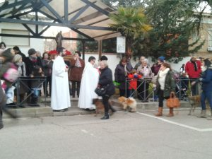 Yunquera de Henares celebra San Antón_mipuntomap