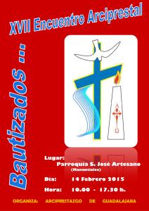 Cartel encuentro 2015