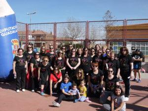 Gran éxito de la II Marcha Femenina de Villanueva de la Torre