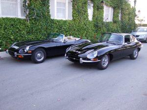 I Encuentro Internacional de coches Jaguar