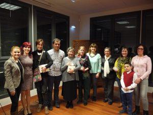 Pilar Rojo, directora de Cocofletes, recibió un merecido homenaje