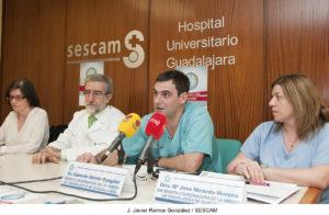 Seis pacientes del Área Integrada de Guadalajara recibieron un trasplante de riñón en 2014