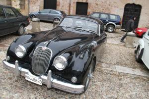 Sigüenza, reclamo para los coches clásicos