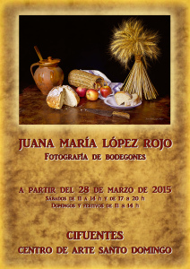 exposición de fotografía de Juana María López Rojo