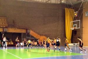 El RETAMA Basket Yunquera