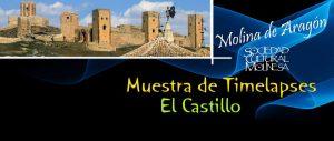 Muestra de timelapses el Castillo