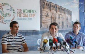 fútbol sala internacional femenino