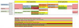 Programa Expoastronómica 2015