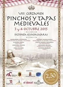 VIII Certamen de Pinchos y Tapas Medievales