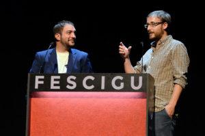 AGV Daniel Burgui y Andrés Salaberri (C) Gemma Minguez FESCIGU-INNOVART