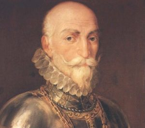 Marquesado de Santa Cruz.