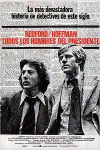 Todos los hombres del presidente (cartel)