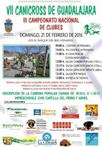 Canicross Guadalajara 2016