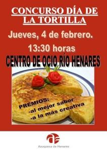 Concurso Día de la Tortilla