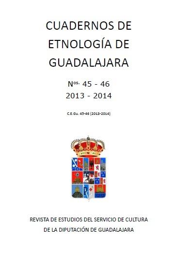 Portada Cuadernos Etnología 45-46