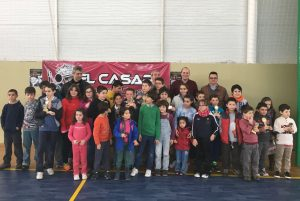 Segunda Jornada XI Circuito Ajedrez