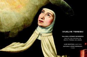 Cartel Paloma Gomez Borrero