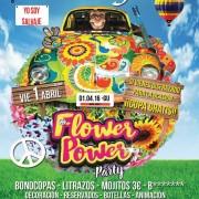 FLOWER POWER PARTY- SALVAJE
