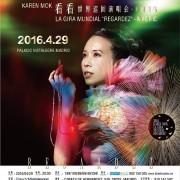 KAREN MOK en Concierto, trae su gira mundial REGARDEZ