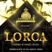 Lorca en concierto
