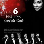 CELIA ALCEDO Y LOS SEIS TENORES
