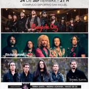 concierto de Mago de Öz