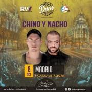 Chino y Nacho – Radio Universo Tour 2016
