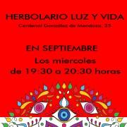 MANDALAS HERBOLARIO LUZ Y VIDA