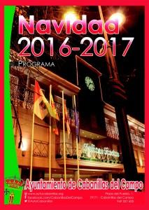 PROGRAMA NAVIDAD CABANILLAS 2016 WEB