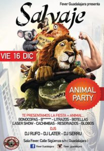 salvaje-animal-party