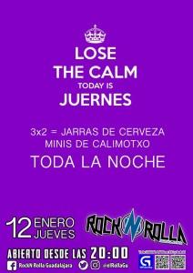 lose-the-calm-today-is-juernes-12-enero
