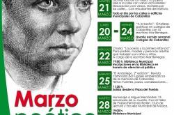 """Echa andar el proyecto """"Cabanillas en verso"""", con un mes de marzo lleno de poesía"""