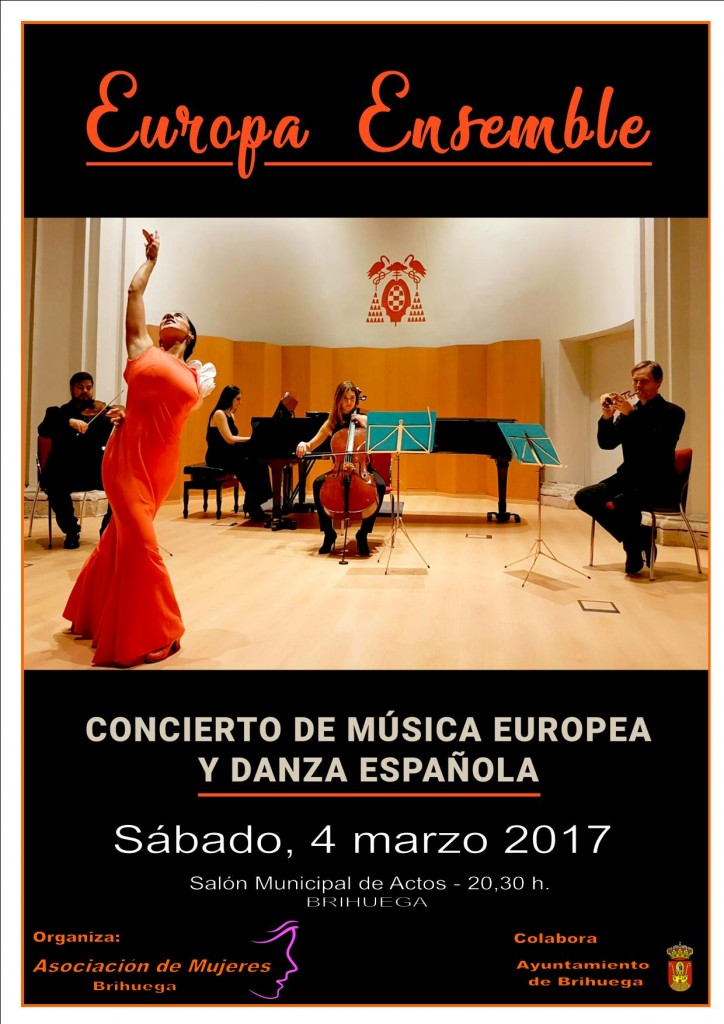 Concierto de Música Europea y Danza Española