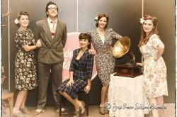 'Dómisol Sisters', este sábado, en la Casa de la Cultura