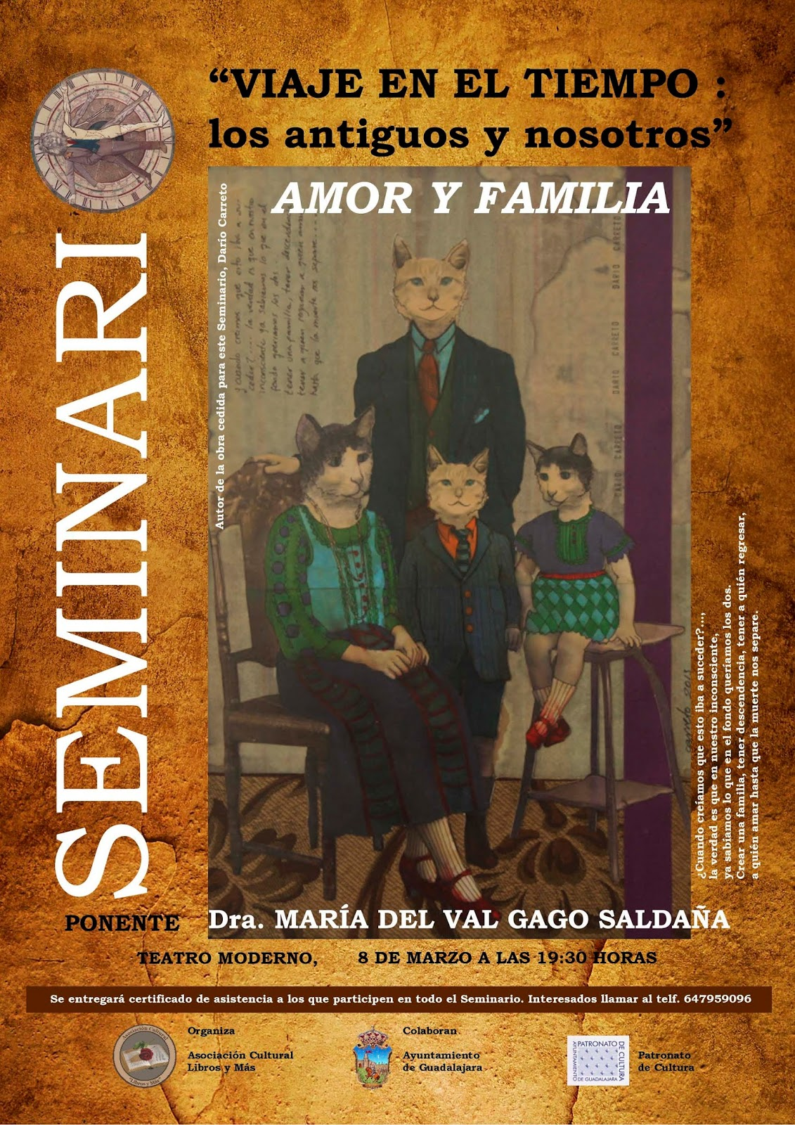 Seminario Amor y Familia.