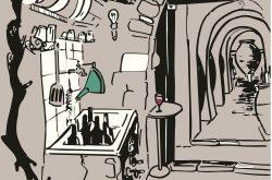El XXXVIII Concurso del Vino de Horche ya tiene su cartel anunciador