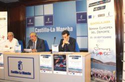 El Gobierno regional promueve la práctica deportiva entre la ciudadanía con la programación de actividades en la 'Semana Europea del Deporte'