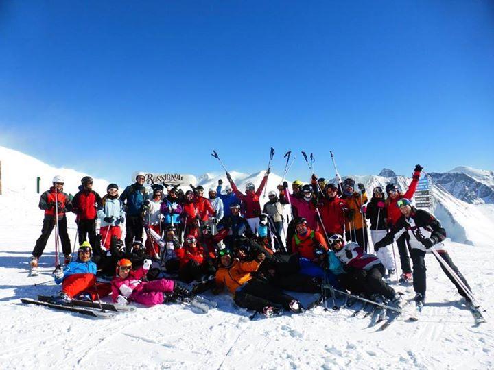 Viaje esquí Astún 2018