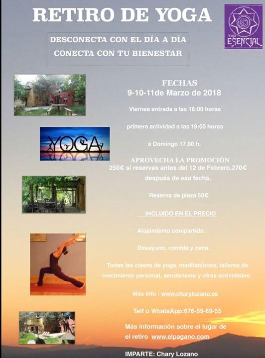 Retiro de yoga