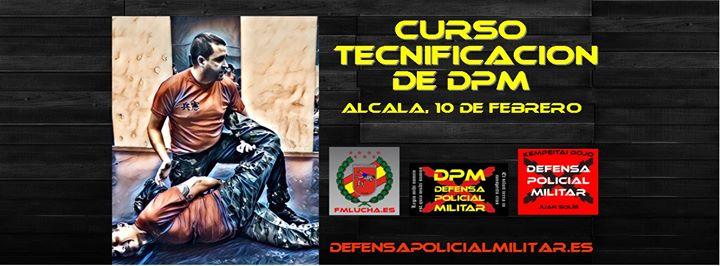 Curso de tecnificación de DPM